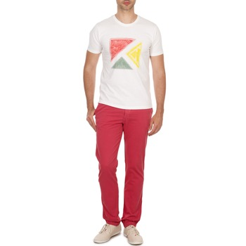 Vêtements Homme Chinos / Carrots Kulte PACO Rouge