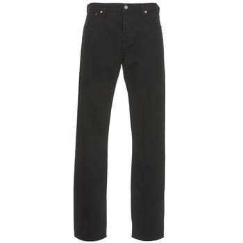 Vêtements Homme Jeans droit Levi's 501® Levi's®ORIGINAL FIT Noir