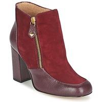 Chaussures Femme Bottines Fericelli CHANTEVO Bordeaux