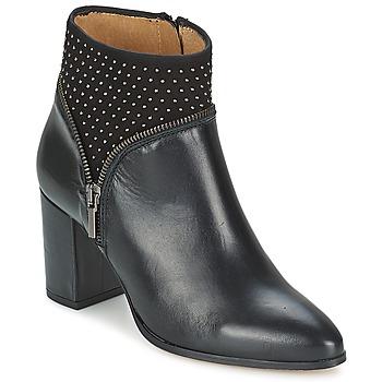 Chaussures Femme Bottines Fericelli ANTILLO Noir