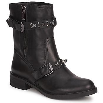 Chaussures Femme Boots Sam Edelman ADELE Noir