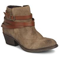 Chaussures Femme Bottines Hudson HORRIGAN Marron