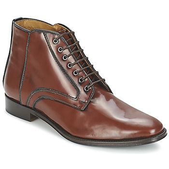 Chaussures Femme Boots Fericelli TAMALORA Marron clair