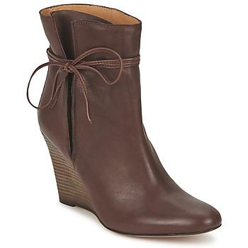 Chaussures Femme Bottines Atelier Voisin ORMENT Brin