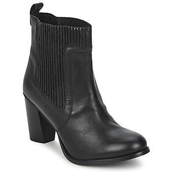 Chaussures Femme Bottines Dune NATTIES BLACK