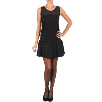 Vêtements Femme Jupes Manoush JUPE MERINGUE Noir
