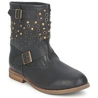 Chaussures Femme Boots Coolway NAVEL Noir