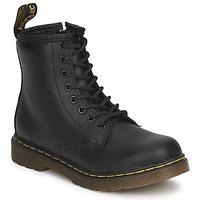 Chaussures Enfant Boots Dr Martens DM J BOOT Noir