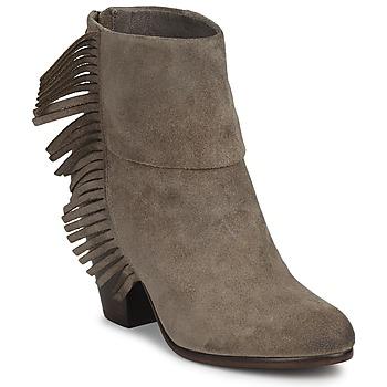 Chaussures Femme Bottines Ash QUICK gris