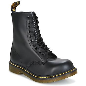 Chaussures Boots Dr Martens 1919 Noir