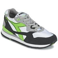 Chaussures Baskets basses Diadora N-92 Blanc / Noir / Vert