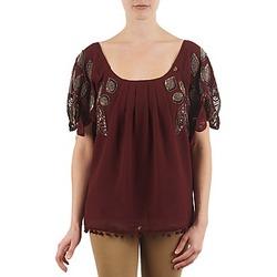 Vêtements Femme T-shirts manches courtes Lollipops POCAHONTAS TOP Bordeaux