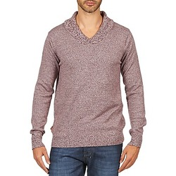 Vêtements Homme Pulls Kulte PULL CHARLES 101823 ROUGE Rouge