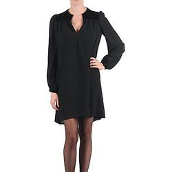 Vêtements Femme Robes courtes Brigitte Bardot BB43119 Noir