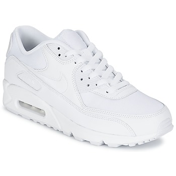 Chaussures Homme Baskets basses Nike AIR MAX 90 ESSENTIAL Blanc
