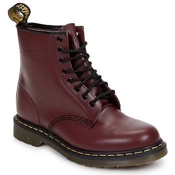 Chaussures Boots Dr Martens 1460 8 EYE BOOT Cherry