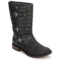 Chaussures Femme Boots UGG TATUM Black