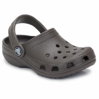 Chaussures Enfant Sabots Crocs KIDS CLASSIC CAYMAN CHOCOLATE