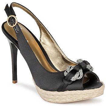 Chaussures Femme Sandales et Nu-pieds Bourne VERITY Black