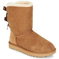 Chaussures Femme Boots UGG BAILEY BOW II Beige