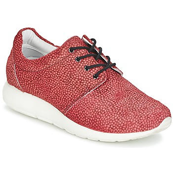 Chaussures Femme Baskets basses Maruti WING Rouge