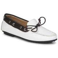 Chaussures Femme Mocassins Ecco KAYLOR SHADOW WHITE/COFFEE
