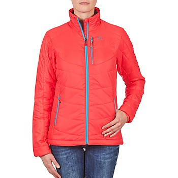 Vêtements Femme Doudounes Salomon Jacket INSULATED JACKET W PAPAYA-B Corail