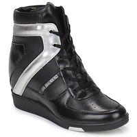 Chaussures Femme Baskets montantes Bikkembergs JODIE 2 Black