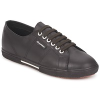 Chaussures Baskets basses Superga 2950 Chocolat