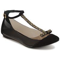 Chaussures Femme Ballerines / babies Schutz OLIMOP Black