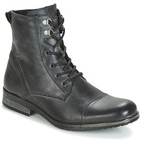 Chaussures Homme Boots Casual Attitude RIBELLE Noir