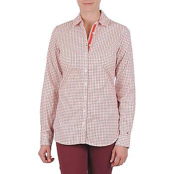 Vêtements Femme Chemises / Chemisiers Tommy Hilfiger CARYN Orange
