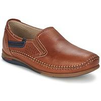 Chaussures Homme Slip ons Fluchos CATAMARAN Marron