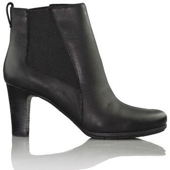 Chaussures Femme Low boots Rockport Bottes confortables  pour les femmes. NOIR