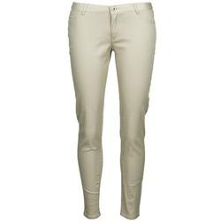 Vêtements Femme Pantalons 5 poches Little Marcel PRANTI Beige