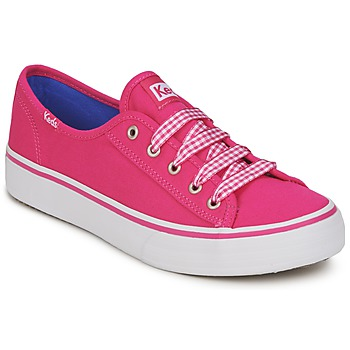 Chaussures Femme Baskets basses Keds DOUBLE UP Fuchsia