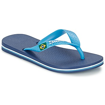 Chaussures Garçon Tongs Ipanema CLASSICA BRASIL II Bleu