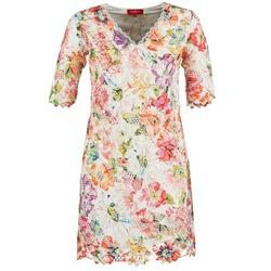 Vêtements Femme Robes courtes Derhy EBULLITION Ecru