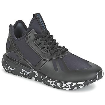 Chaussures Baskets basses adidas Originals TUBULAR RUNNER Noir