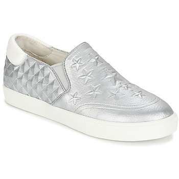 Chaussures Femme Slip ons Ash IDOL Argent
