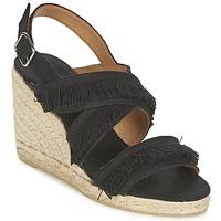 Chaussures Femme Sandales et Nu-pieds Castaner BEGGA Noir