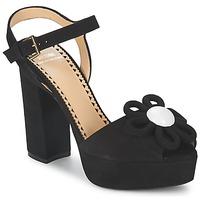 Chaussures Femme Sandales et Nu-pieds Moschino Cheap & CHIC CA1617 Noir
