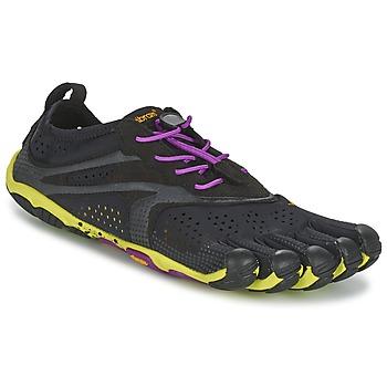 Chaussures Femme Running / trail Vibram Fivefingers BIKILA EVO 2 Noir / Jaune