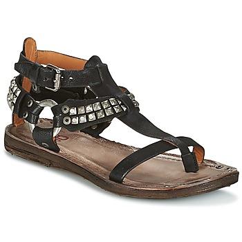 Chaussures Femme Sandales et Nu-pieds Airstep / A.S.98 RAME Noir