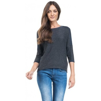 Vêtements Femme Pulls Salsa Pull  3/4 sleeve sweater 113611 Gris