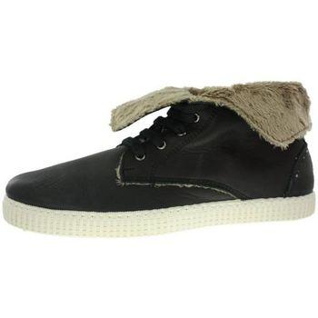 Chaussures Femme Baskets montantes Chipie d12chipie005 noir