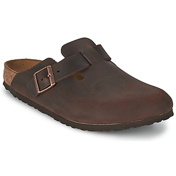 Chaussures Sabots Birkenstock BOSTON Marron