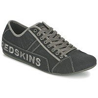 Chaussures Homme Baskets basses Redskins TEMPO Noir