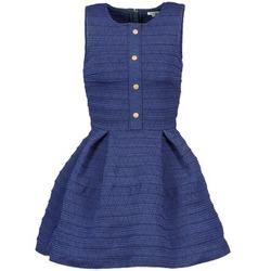 Vêtements Femme Robes courtes Manoush ELASTIC Bleu