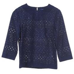 Vêtements Femme Tops / Blouses Gant 431951 Bleu